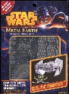 TIE FIGHTER - STAR WARS - METAL 3D LAZER CUT