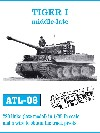 TIGER I MIDDLE- LATE - METAL LIKS-