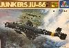 Ju-86 JUNKERS E1/E2  GERMAN MEDIUM BOMBER