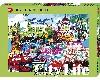 I LOVE LONDON CITY LIFE - KATTY McCALL - 1000 PZS. PUZZLE