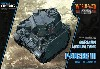PANZER III GERMAN MEDIUM TANK - TOONS -