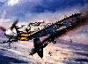 """MESSERSCHMITT BF-109 G-6 SUPERACE """"HARTMANN"""""""