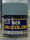 AIR SUPERIORITY BLUE - MR COLOR -