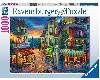 ATARDECER EN PARIS CLASICO Y ROMANTICO - PUZZLE  - 1000 PIEZAS