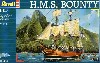 H.M.S. BOUNTY ENGLISH XVIII CENTURY BOAT