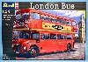 LONDON BUS ROUTEMASTER LENGHTENED