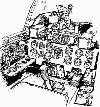 A6M5b/A6M5c MITSUBISHI ZERO - INTERIOR SET -