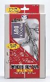 PROCON BOY SAe SINGLE ACTION AIRBRUSH  0.3mm -  AEROGRAFO DE ACCION DIRECTA DE 0.3mm  -