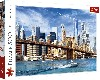 VISTA DE NEW YORK 500 PIEZAS - PUZZLE - ROMPECABEZAS