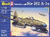 MESSERSCHMITT Me 262 A-1a LUFTWAFFE FIGHTER/BOMBER WWII.
